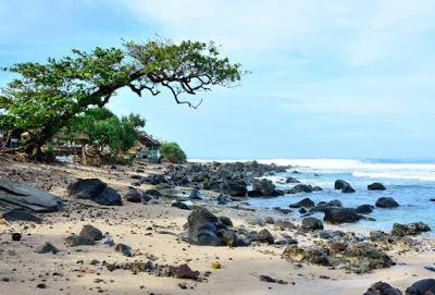 Penginapan Di Ranca Buaya Penginapan Di Pantai Rancabuaya